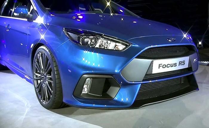 Обновленный Форд Фокус РС 2015-2016