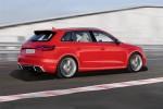 Шпионское фото Audi RS3 Sportback 2015-2016