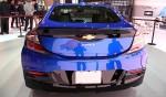Шпионское фото Chevrolet Volt 2015-2016