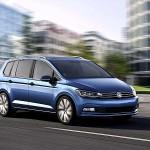 Volkswagen Touran 2016 — новая версия