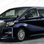 Минивэн Alphard – новинка от компании Toyota