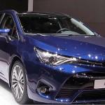 Toyota Avensis 2016 – последняя генерация