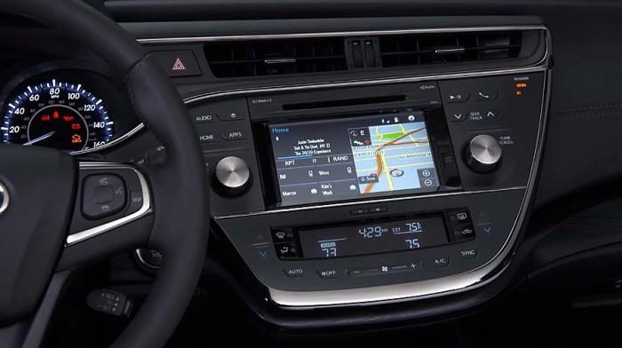 Новый Тойота Авалон 2016