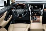 Обновленный Тойота Альфард 2016