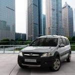 Lada Largus 2016-2017: обновленный экстерьер отечественной модели