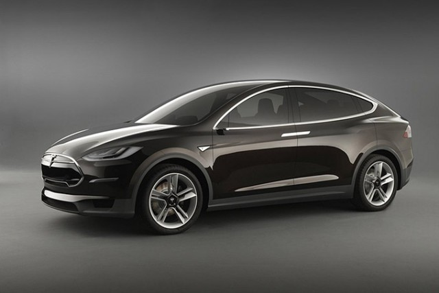 Тесла Модель X 2016 фото, цена, характеристики, видео тест-драйва новинки
