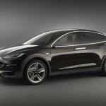 Тесла Модель X 2016: абсолютно новая модель электрокара