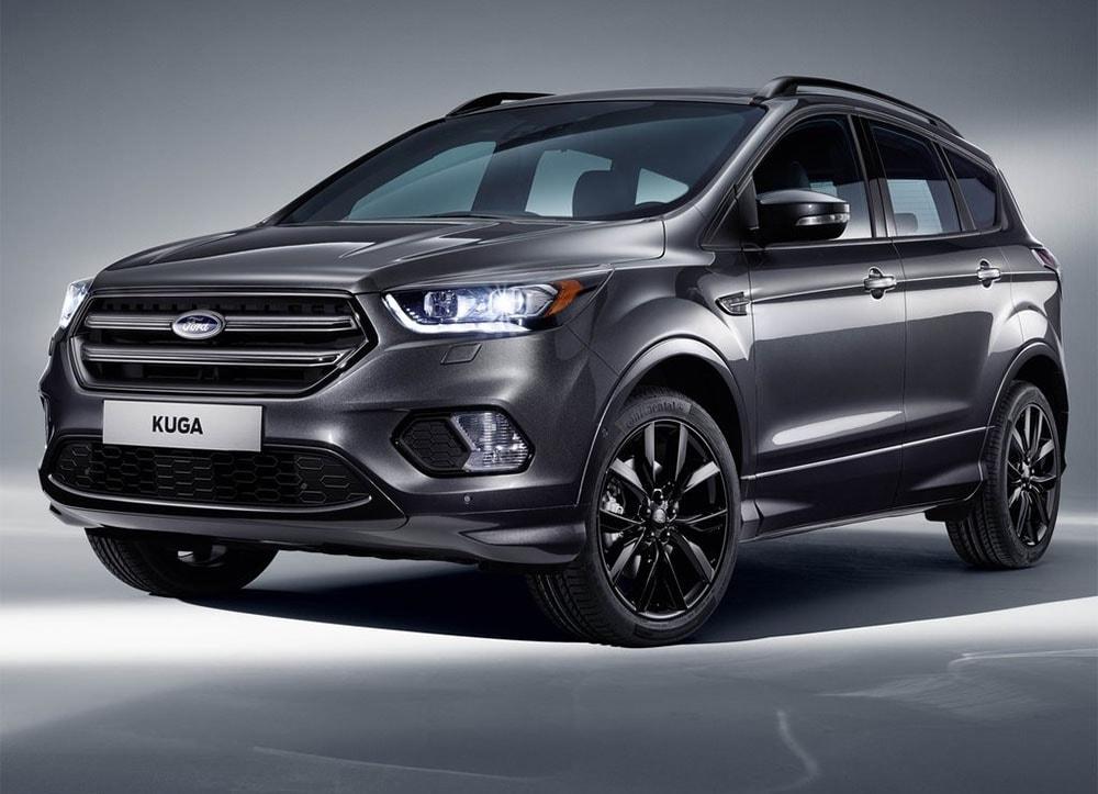 Новый Форд Куга 2016