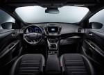 фото новый интерьер Ford Kuga 2016-2017 года