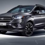 Форд Куга 2016 новый кузов комплектации и цены фото отзывы