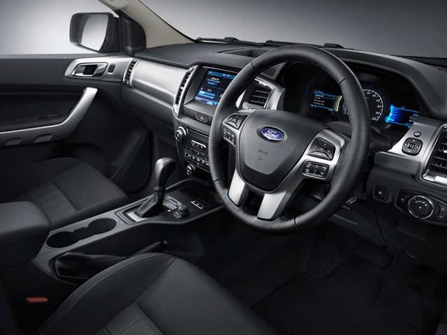 Новый Форд Рейнджер 2016-2017 модельного года