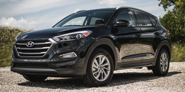 Фото Hyundai Tucson 2016-2017 модельного года
