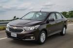 фото новый Chevrolet Cobalt 2016-2017 вид спереди