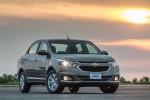 картинки обновленный Chevrolet Cobalt 2016-2017 вид спереди