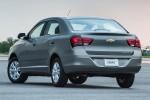 фото Chevrolet Cobalt 2016-2017 вид сзади