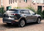картинки второе поколение Mazda CX-9 2016-2017 (вид сбоку)