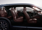 фото семиместный салон Mazda CX-9 2016-2017 года