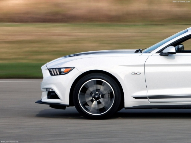 Колесная арка Форд Мустанг 2016-2017