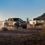 Тойота Такома 2016-2017: ценники, видео, снимки и комплектации новинки