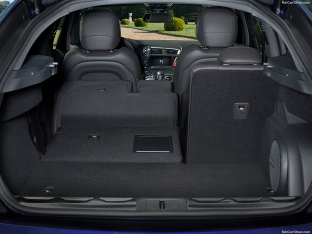 Багажник Ситроен DS5 2016-2017