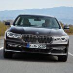 Суперсовременный и инновационный BMW 7-Series 2016–2017 года