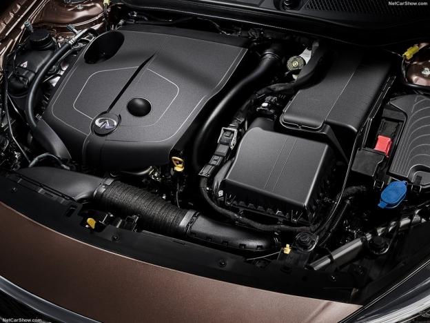Двигатель Инфинити QX30 2016-2017