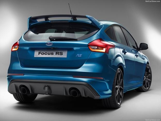 Задняя часть Форд Фокус РС 2016 2017