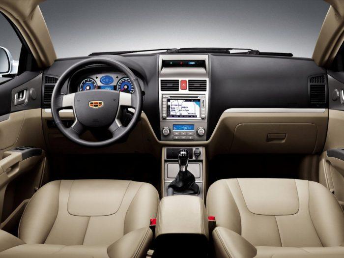 Джили Эмгранд ЕС7 рестайлинг 2016 — цена, фото, тест драйв обновленного седана