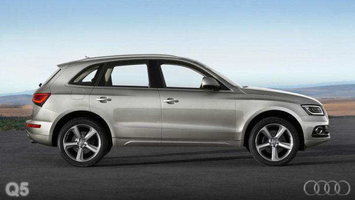 Новая модель Audi Q5 2016-2017 года: фото, цены и комплектации