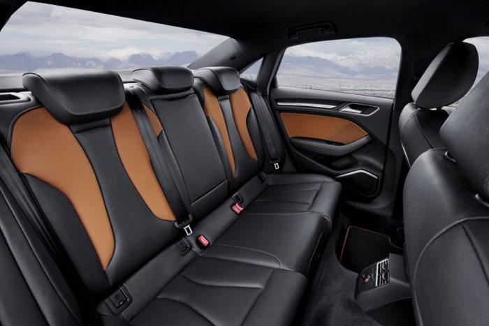 Новая модель Ауди А3 2016 года: фото, цена и комплектации