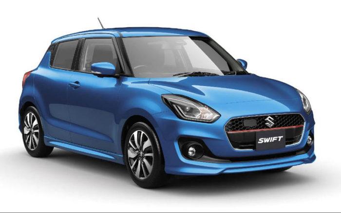 Suzuki Swift 2017-2018 в новом кузове комплектации, цены, фото, технические характеристики и видео тест драйв
