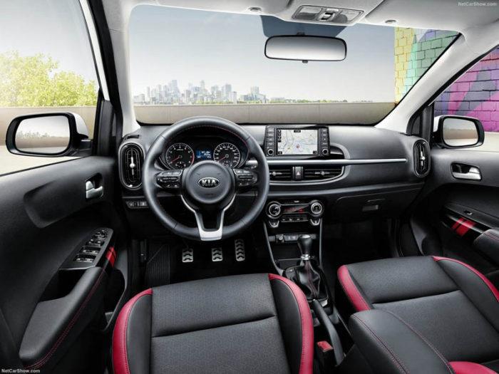 Выпущено третье поколение корейской модели Kia Picanto 2017-2018