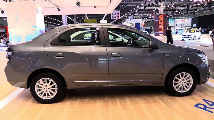 Свежий и недорогой седан для российского рынка Ravon R4 2017-2018