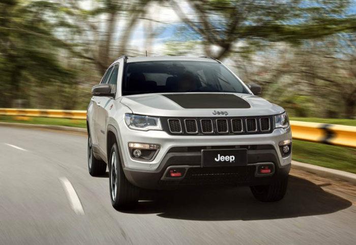 Jeep Compass 2017-2018. Новое поколение