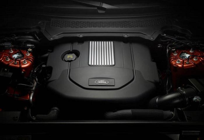 Легендарный вседорожник Land Rover Discovery пережил рестайлинг