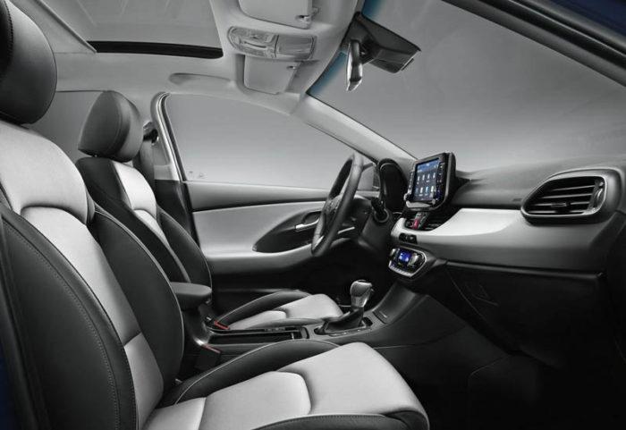 Представлено третье поколение Hyundai i30 2017-2018