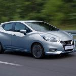 Модель Nissan Micra 2017-2018 прошла плановый рестайлинг