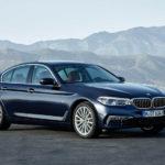 Выпущено седьмое поколение BMW 5-Series 2017-2018