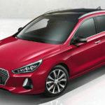 Hyundai i30 Wagon 2017-2018 в новом кузове универсал