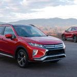 Mitsubishi Eclipse Cross 2017-2018 — новинка от японской компании