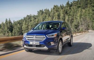 Новый Форд Куга 2017 года: цены, комплектации и фото