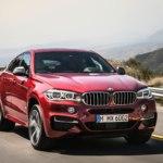 Обновленный BMW X6 2017: фото, цены, комплектации и технические характеристики
