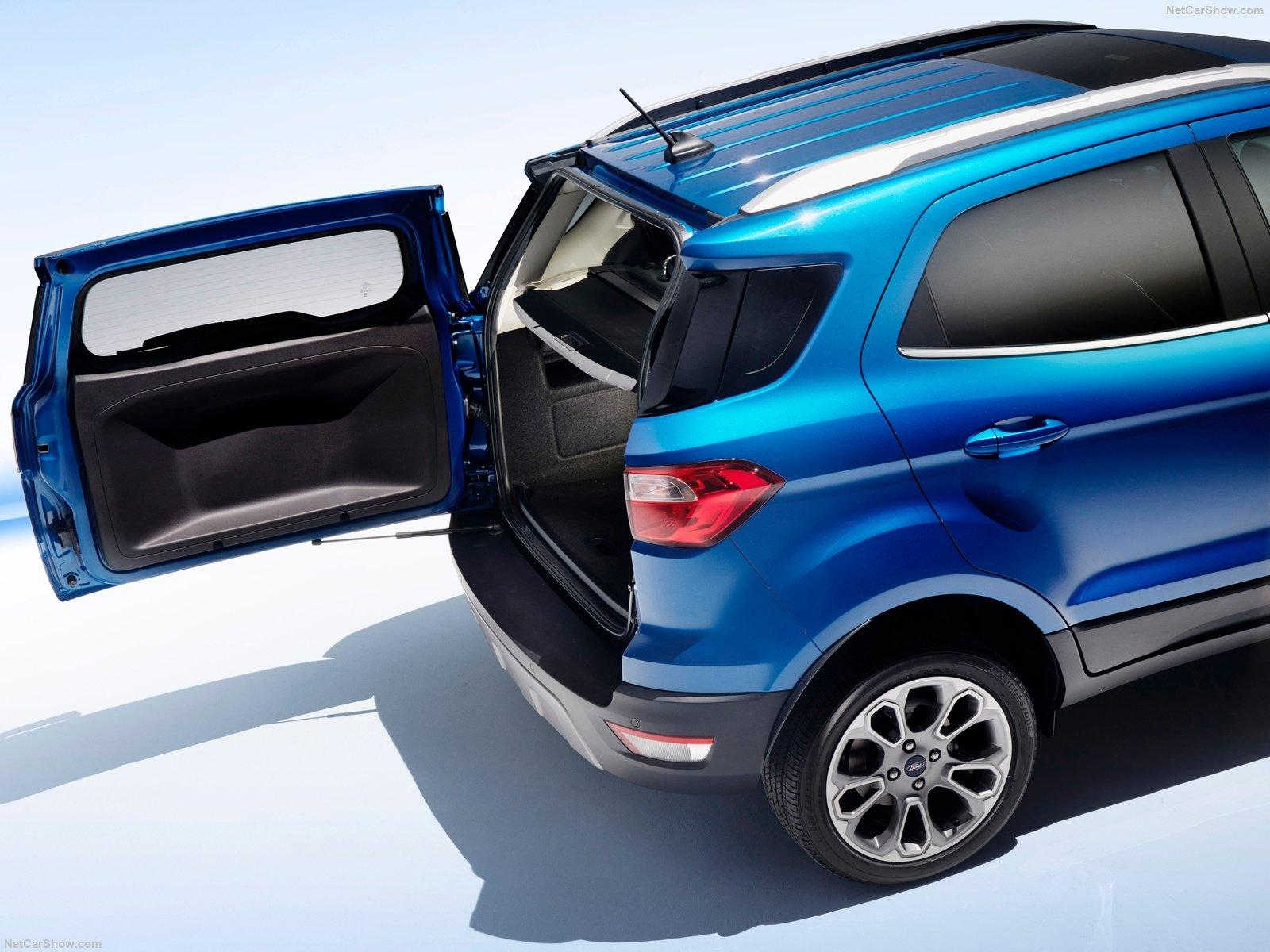 Форд экоспорт 2018 в новом кузове отзывы