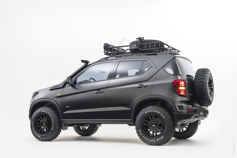 Chevrolet Niva 2018: новая агрессивная модель автомобиля