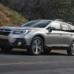 Новый Subaru Outback 2018 модельного года: фото, комплектации и цены