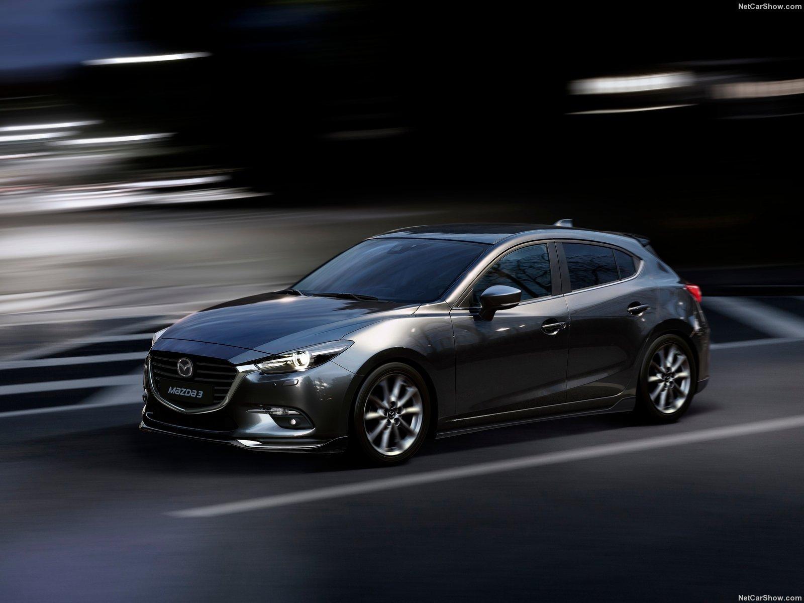 Mazda 3 2017 — фото, цены, комплектации и характеристики