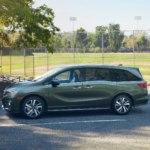 Honda Odyssey 2017-2018 модельного года: комплектации, цены, характеристики