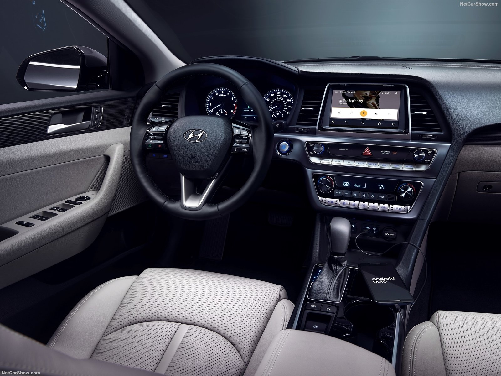 Картинки по запросу Hyundai Sonata седьмого поколения Интерьер и багажник