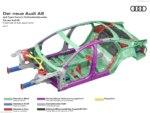 Audi A8 2018 модельного года: комплектации, цены, фото и видео