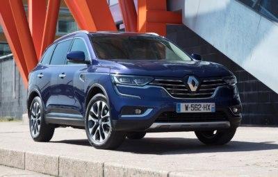 Renault Koleos 2017 — цены, комплектации, фото и характеристики